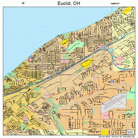 map of euclid ohio euclid quotes like success