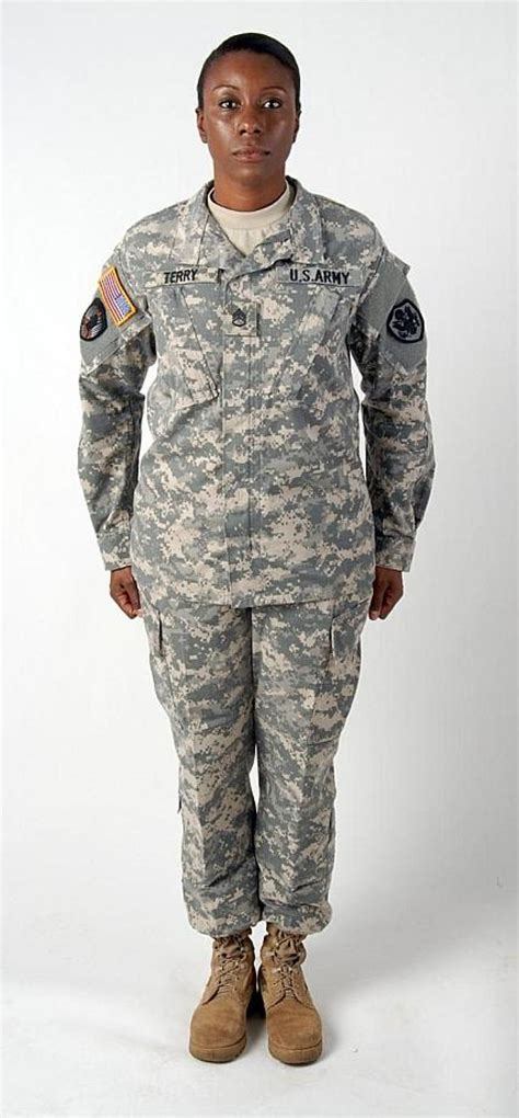 womens hair style in uniform us arm service army uniform designed for women now for all news stripes