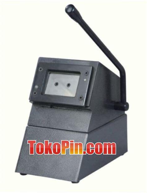 Pemotong Kartu Nama Manual toko pin menjual mesin pin bahan baku pin tumbler t 200