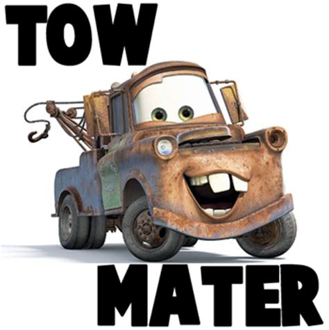 cars characters mater pictures disney cars characters quot tow