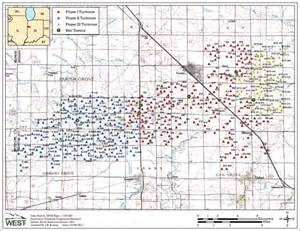 usfws fowler ridge wind facility hcp summary