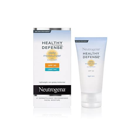 Healthy Defense 174 Daily Moisturizer With Sunscreen Spf 30