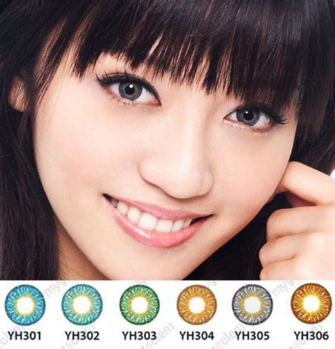 Geo Softlens Berry Cessy All Color november 2011 cece collections