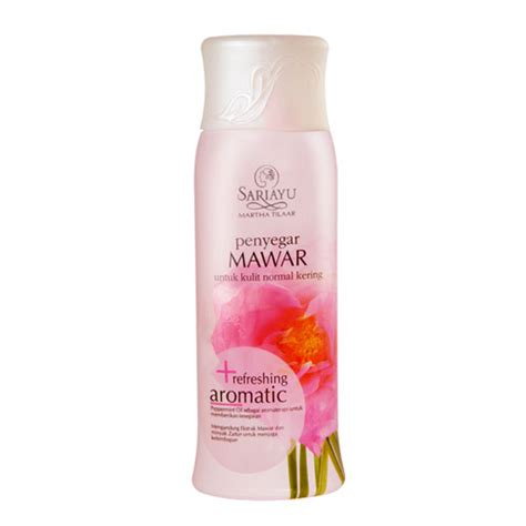 Sariayu Lotion Jerawat 100 Ml jual sariayu penyegar mawar refreshing aromatic 100 ml