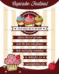 Free Bakery Flyer Templates by 18 Bakery Flyer Templates Free Psd Ai Eps Format