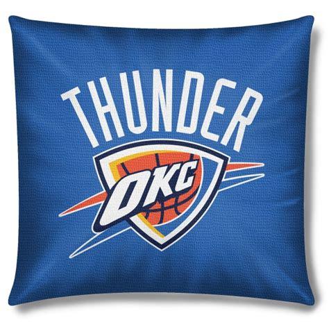 100 Okc Thunder Home Decor 48 Hours In Oklahoma | oklahoma city thunder nba 18 quot x 18 quot cotton duck toss pillow