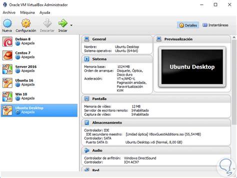 tutorial android virtualbox c 243 mo instalar y virtualizar android 7 0 nougat en
