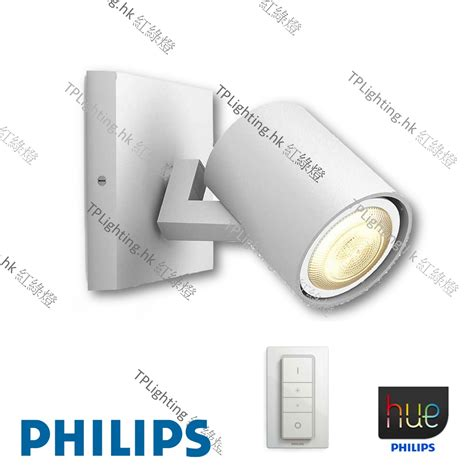 hue ceiling fan light philips hue pillar 53090