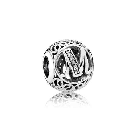 Vintage M, Clear CZ   PANDORA Jewelry US