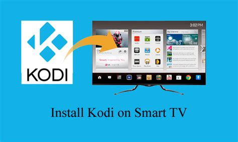 kodi user guide for installing kodi 2017 books how to install kodi on samsung smart tv lg smart tv