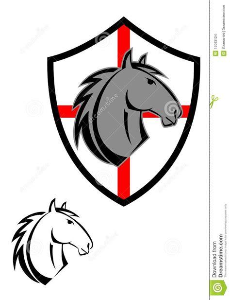cartoon horse tattoo horse cartoon tattoo stock images image 17093124