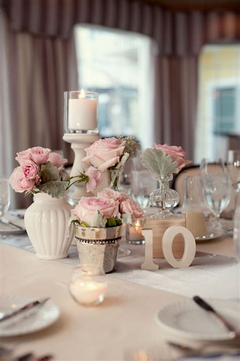 shabby chic wedding table decorations best 25 shabby chic centerpieces ideas on