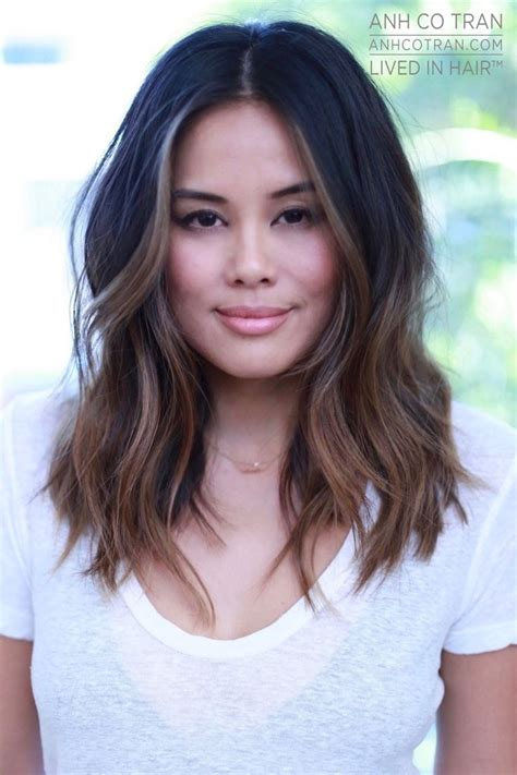 layered lob hairstyles 25 b 228 sta id 233 erna om layered lob p 229 pinterest
