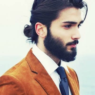 mens style hair bread the best hairstyles for long hair the idle man