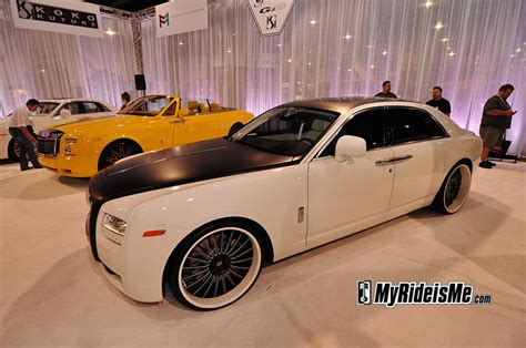 customized rolls royce rolls royce ghost custom