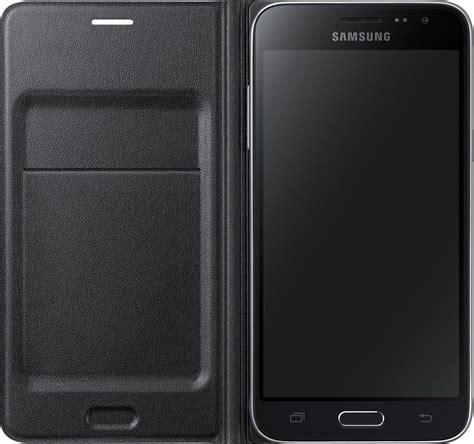 Samsung Flip Wallet Galaxy J1 2016 Original samsung flip wallet black galaxy j3 2016 skroutz gr