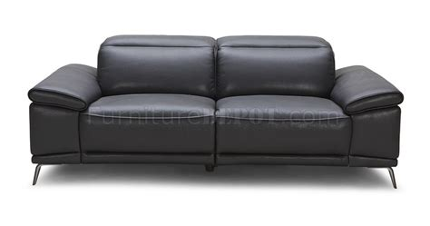 premium sofa giovani sofa in premium leather by j m w options