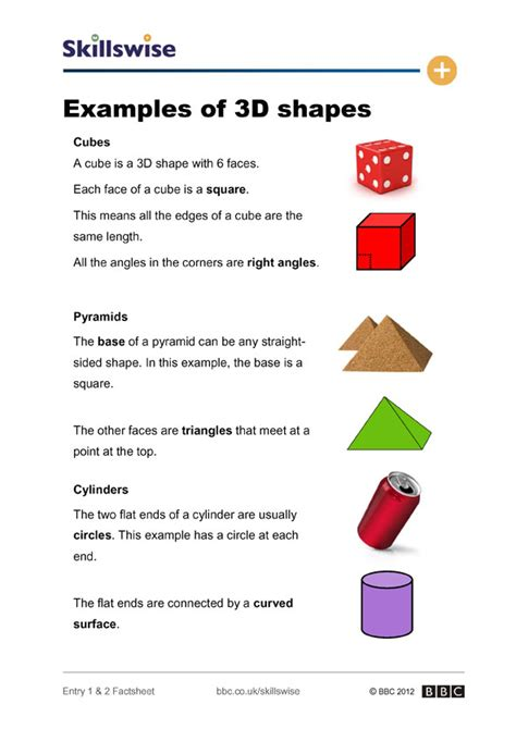 object biography definition shape facts