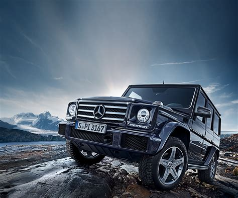 g wagon 2017 the legendary mercedes g wagon receive updates for 2017