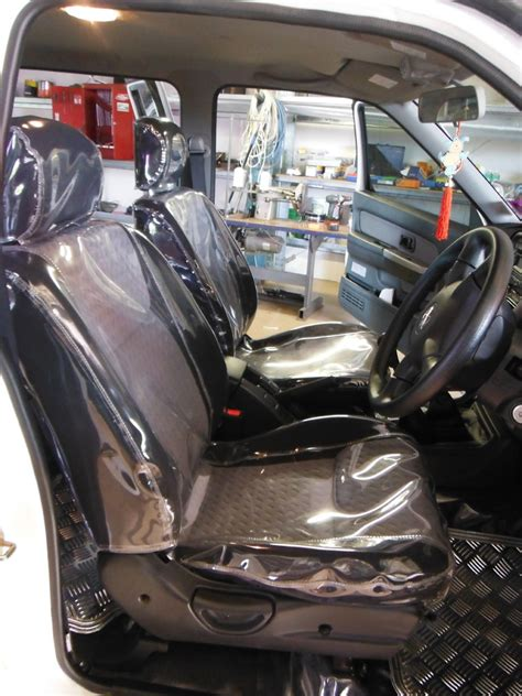 vinyl automotive seat covers clear seat covers for cars velcromag