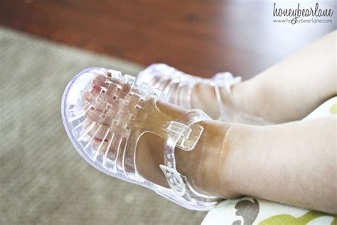 toddler jelly shoes toddler style jelly shoes honeybear