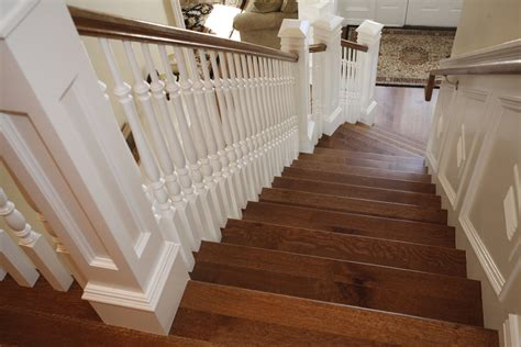 Hardwood Flooring On Stairs Carson S Custom Hardwood Floors Utah Hardwood Flooring 187 Other