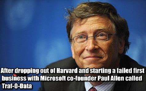 Bill Gates Giveaway - bill gates 25 super successful people who failed miserably at first before they made it
