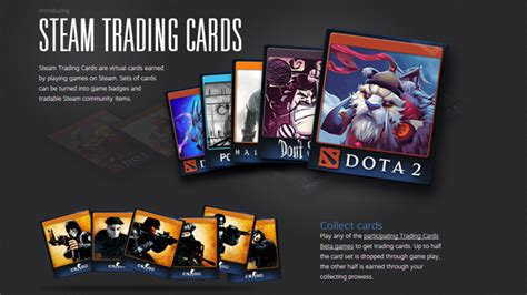 Steam Gift Card Values - steam trading card beta launches achievements now have tangible value pcgamesn