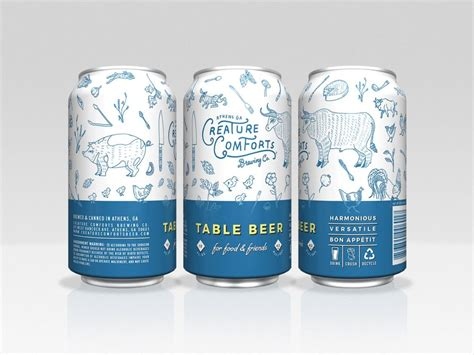 creature comforts beer craft beer alert new fresh hops fall seasonals and