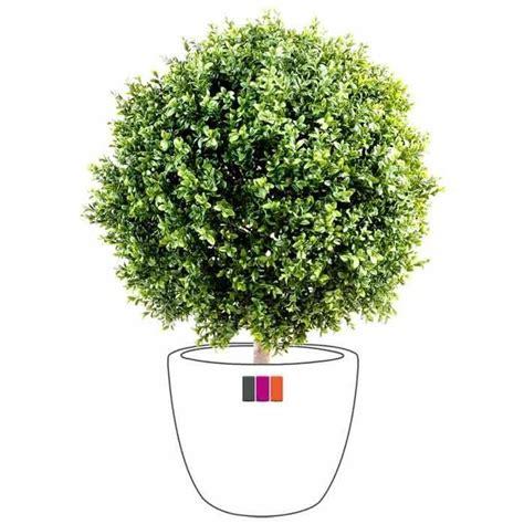 Exceptionnel Plante Exterieur Artificielle #3: Buis-artificiel-boule-70cm-plante-exterieur.jpg