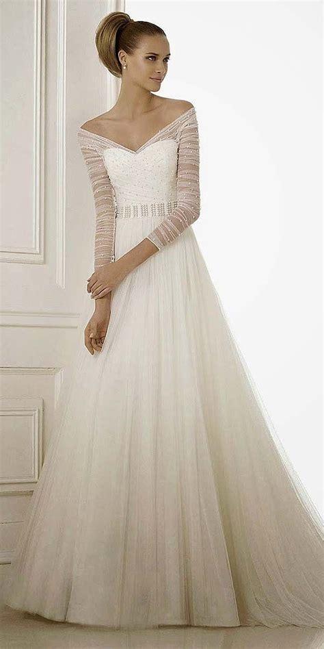 25 cute long sleeved wedding dresses ideas on pinterest