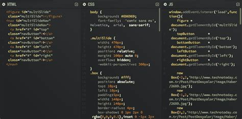 editor layout html css collapsing editors are the new expanding editors codepen