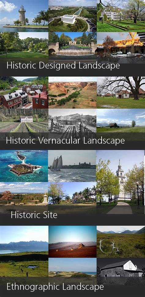 Understand Cultural Landscapes Cultural Landscapes U S Types Of Landscapes