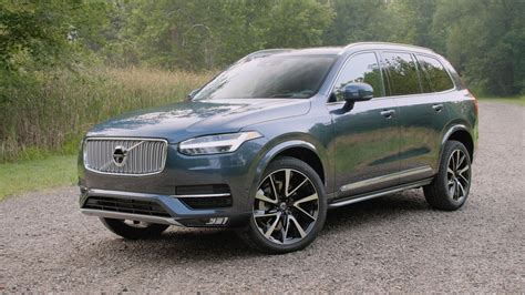 Volvo Cx90 2019 by The 2019 Volvo Xc90 Packs Style And Technology Into A