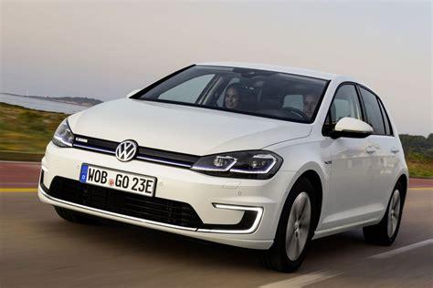 Vw Auto Golf by Volkswagen E Golf Eerste Rijtest Autoweek Nl