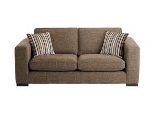 Casual Couches Genoa Small Sofa In Casual Taupe