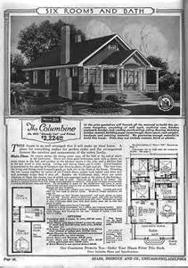 sears catalog homes floor plans bungalow floor plans sears modern home no 8013 the