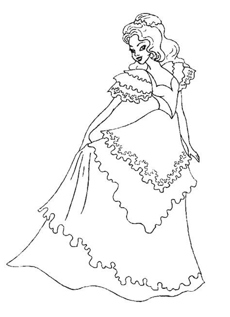vire princess coloring pages coloring page princess coloring pages 5