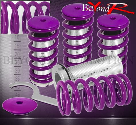 jdm sleeve 88 00 honda civic jdm coilover lowering springs w scaled