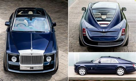 rolls royce sweptail unveiled   expensive car    money