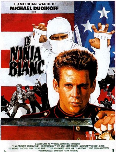 film ninja francais 33 best images about american ninja 2 on pinterest