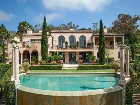 california home extraordinary home of the week ca di sopra in montecito