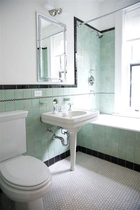 images of bathrooms with tile on the wall 29 ideas to use all 4 bahtroom border tile types digsdigs