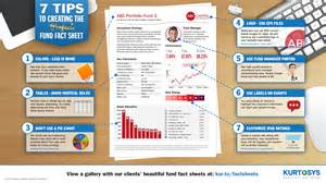 Fund Fact Sheet Template by 7 Tips To Creating The Fund Fact Sheet Infographic