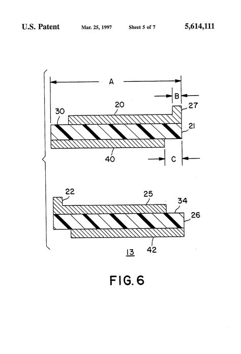breakdown voltage of a capacitor patent us5614111 method for metallized capacitor increased dielectric breakdown