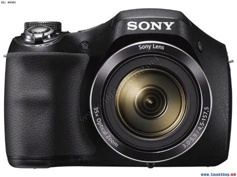 Sony Dsc H300 Cyber Digital Black aparat foto digital sony cyber dsc h300 black