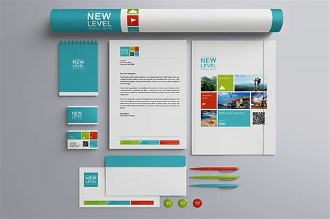 mock up template stationery presentation mock up template freebies fribly