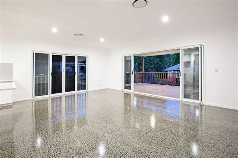 Display Homes With Polished Concrete Floors - residential floors home flooring southeast floors