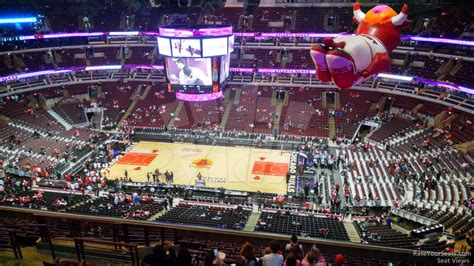 section 333 united center united center section 333 chicago bulls rateyourseats com