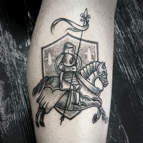 medieval knight tattoo designs 20 epic tattoos tattoodo
